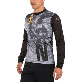 ION Scrub T-shirt manches longues Homme, black